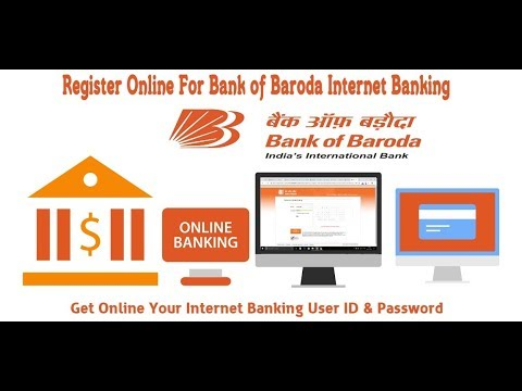 bank of baroda email id update online