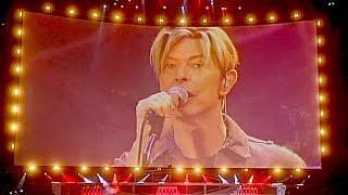 David Bowie | Fashion | Fashion Rocks | Royal Albert Hall | 15 October 2003