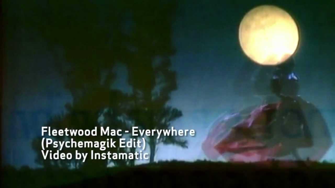 video de fleetwood mac everywhere
