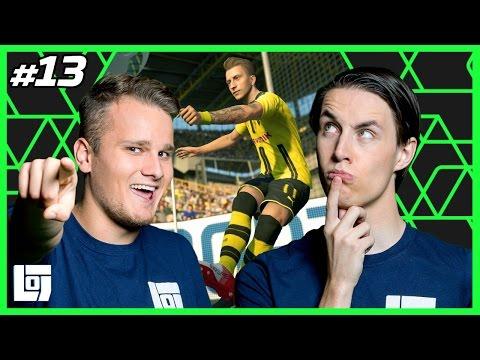 FIFA 17 met Ronald en Link | 1V1 | LOGNL #13