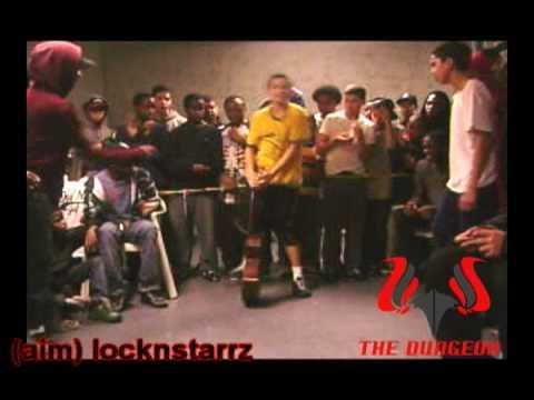 ducksauce vs karate kid
