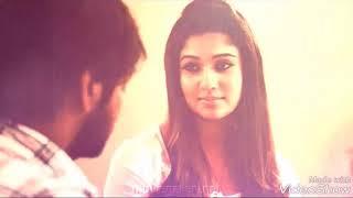 unnale mei maranthu nindrene song from raja rani nayanthara love songjai whats app video fans