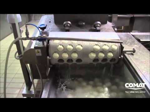 Mozzarella Cheese Making Machines - Comat Dairy Equipment