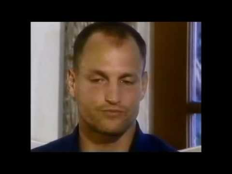 Woody Harrelson confesses his dad (Charles Harrelson) was a CIA trained killer
