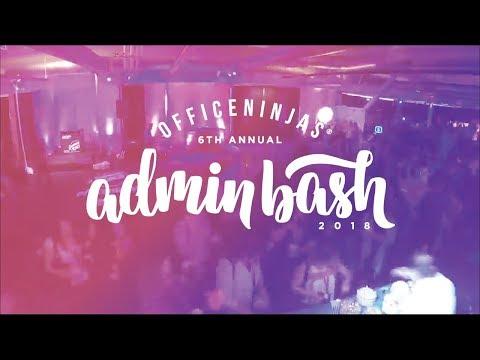 OfficeNinjas® Admin Bash 2018: Administrative Professionals Day!