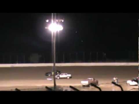 Clay County Speedway 9 8 12 Hornet Heat 1