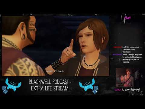 Blackwell Podcast's Extra Life Stream Part 1