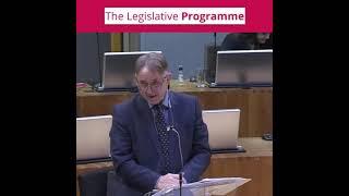 The Legislative Programme