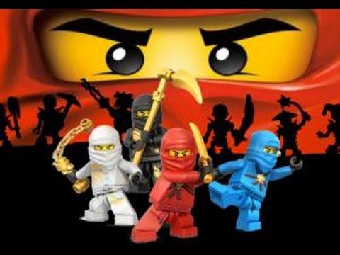Ниндзя-ниндзяго торт / LEGO - Ninjago