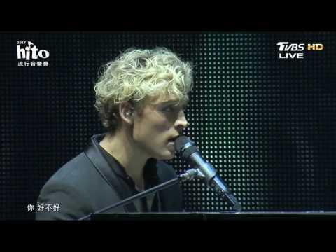 2017hito流行音樂頒獎典禮 Christopher 周興哲 720p HD TVBS LIVE 高畫質