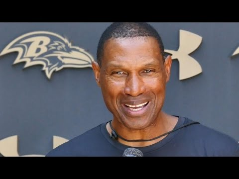 Ravens Secondary Coach Leslie Frazier on the Teams Progress