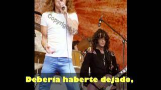 Led Zeppelin - The Lemon Song subtitulada español