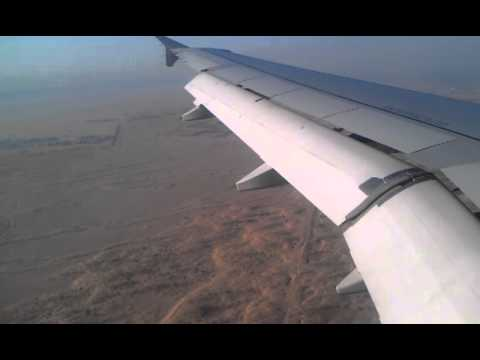 Air Arabia landing in Sharjah Airport !