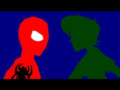 Ben 10 V.S SpiderMan Pivot 2013