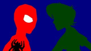 Ben 10 V.S SpiderMan Pivot 2013