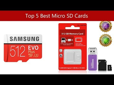 5 Best Micro SD Cards In 2020