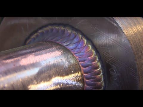 Сварка американкой(TIG) нержавеющей стали!!!перевод ролика с ютуб канала weldingtipsandtricks