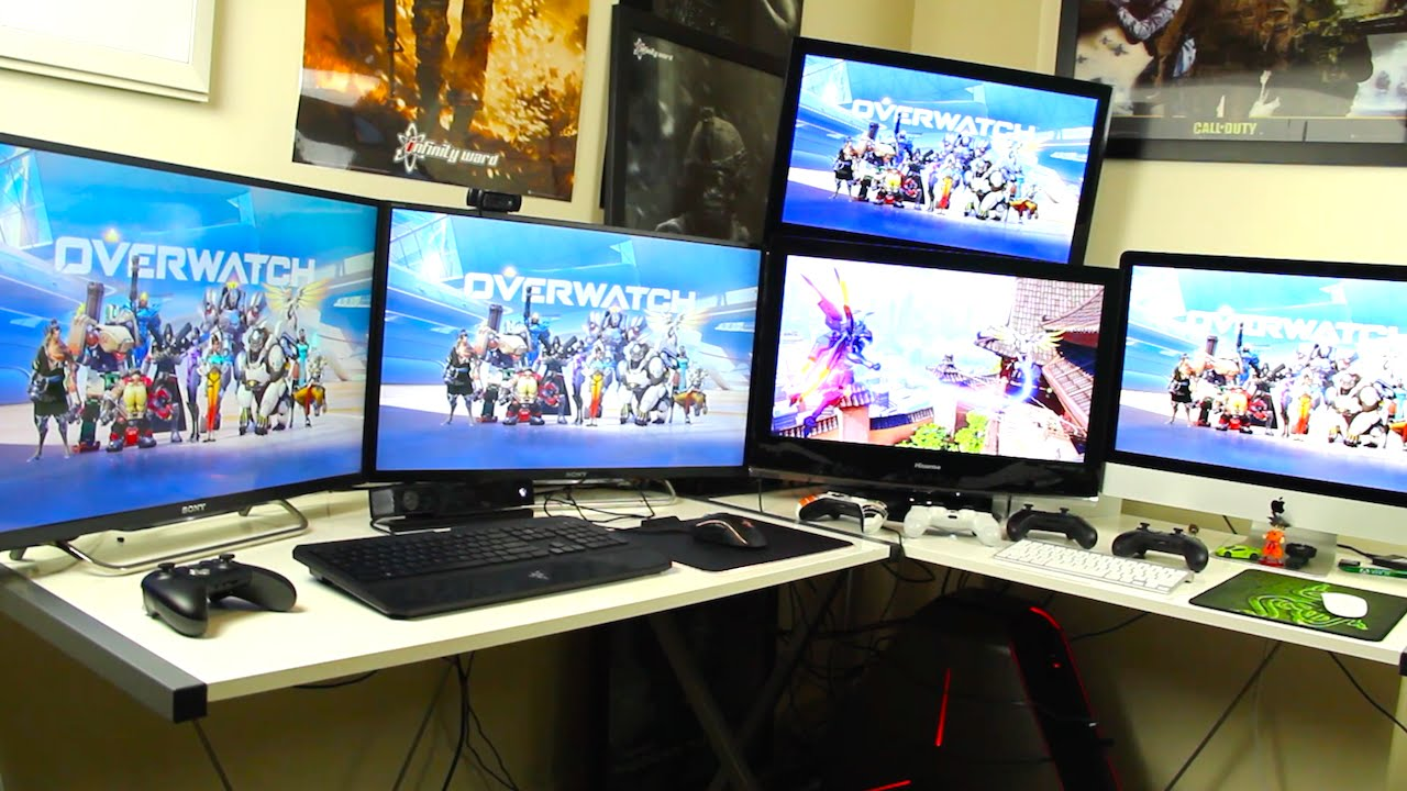 My Epic Gaming Setup Giveaway Youtube