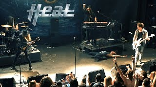 """H.E.A.T. """"Point Of No Return"""" live in Athens 2019 (4k)"""