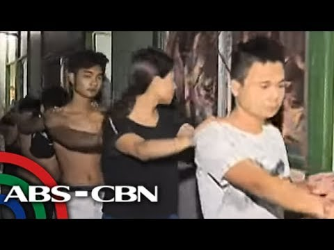 TV Patrol: 153 dayuhan timbog sa telephone fraud sa Ilocos Sur, Las Piñas
