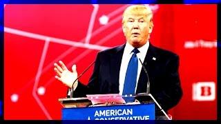 FULL: President Donald Trump Speech at CPAC 2017 DESTROYS CLINTON NEWS NETWORK CNN FAKE NEWS