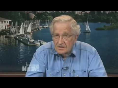Noam Chomsky Israel's Actions in Palestine are Much Worse Than Apartheid in South Africa