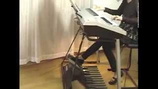 『リベルタンゴ』 安藤禎央編 Libertango / Astor Piazzolla ★エレクトーンD-DECK