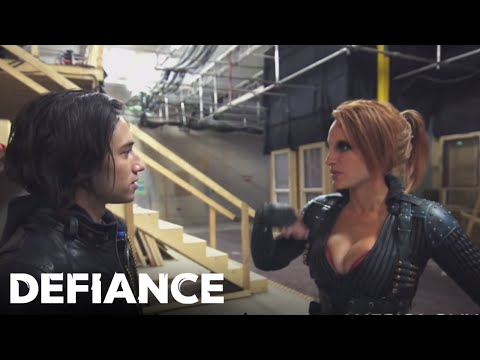 DEFIANCE  Jesse Does Defiance  Character Creation Competition  Season 2  SYFY