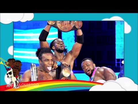 """The New Day 3rd WWE theme song - """"New Day, New Way"""" (Wyatt Family style intro) with download link"""