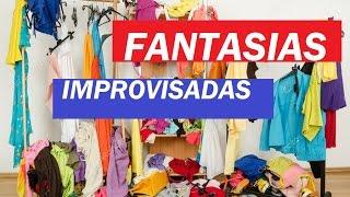 40 FANTASIAS IMPROVISADAS PARA O CARNAVAL
