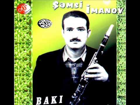 Shemsi Imanov-Vaqzali