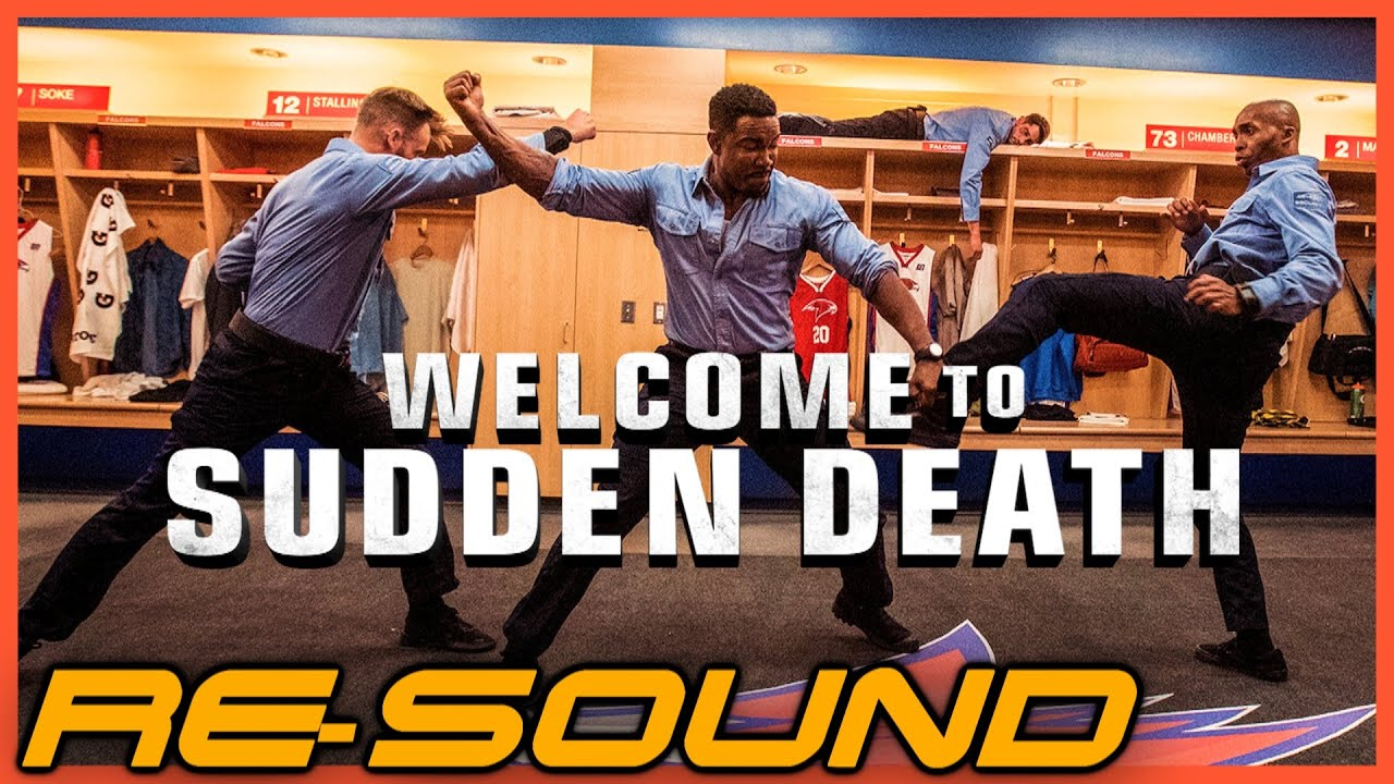 Download Welcome To Sudden Death ((Michael Jai White)) 3 on 1 Fight with Marrise Crump PART 1 [[RE-SOUND]]