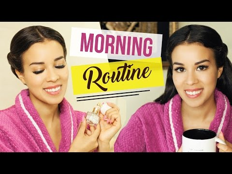 MORNING ROUTINE | MACADEMIAN GIRL