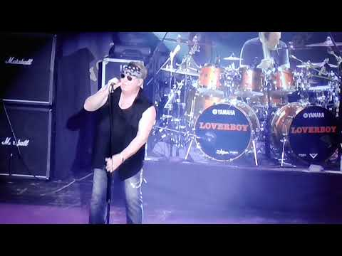 LOVERBOY-- Lucky Ones--- Live--NY---10/10/19