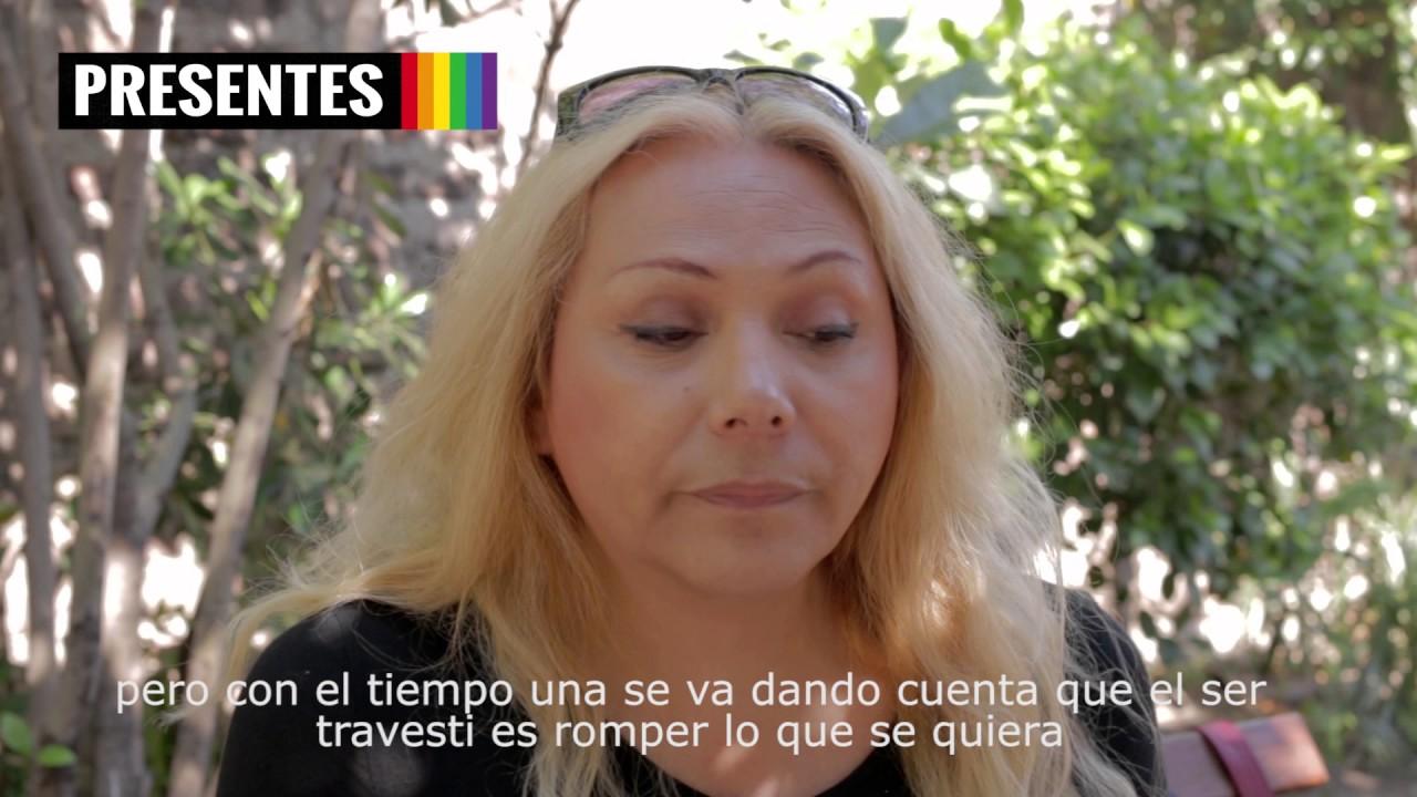 Entrevista a la activista trans chilena Claudia Rodríguez