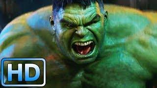 Халк против Таноса / Мстители: Война бесконечности (2018)