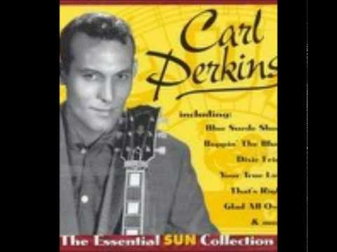SWEETER THAN CANDY....CARL PERKINS
