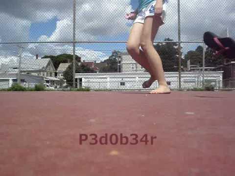 garrett's first cwalking appearence in a video: 5 ...