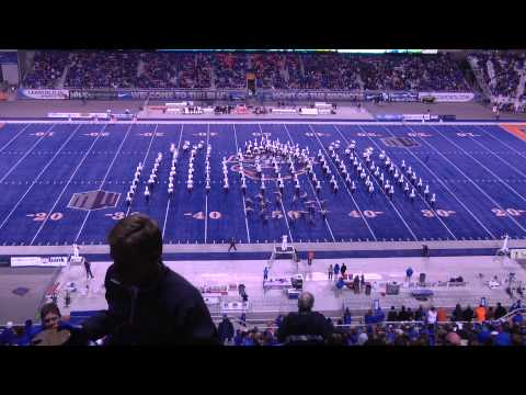 Boise State Blue Thunder Marching Band