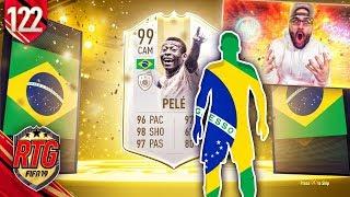 OMG YES!!! I GOT 99 PELE!!!! FIFA 19 Ultimate Team RTG #122