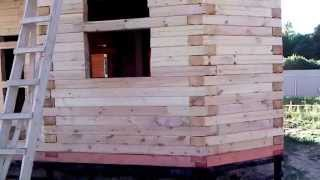 дом из бруса отзыв(отзыв о строительстве дома из бруса компанией
