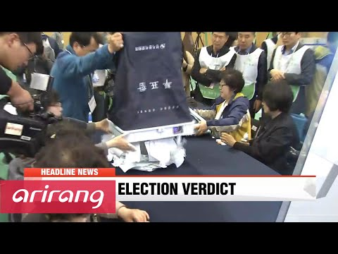 NEWSCENTER 22:00 Saenuri Party suffers major upset in 2016 general election