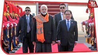 दक्षिण कोरिया में PM Modi को मिला Seoul Peace Prize