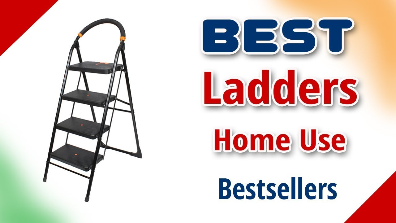 Best Ladders for Home in India with Price as on 2018 - YouTube