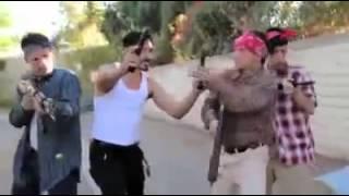 Dance With Zombie   OPPA GANGNAM STYLE 강남스타일)