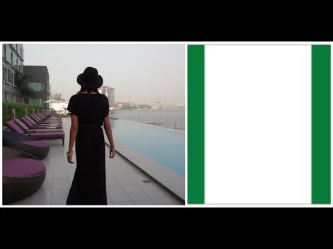 Nigeria Travel Vlog #4 | Room tour| Raddison Blu| Lagos| Ikoyi