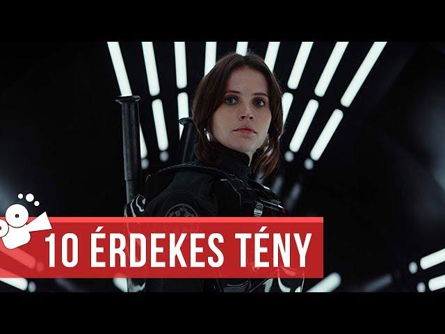 Zsivány Egyes - Egy Star Wars történet (Rogue One: A Star Wars Story), amerikai sci-fi, 133 perc