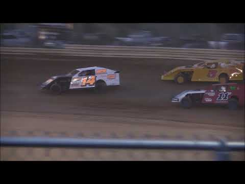 Modified Heat #1 from Jackson County Speedway, May 25th, 2018.