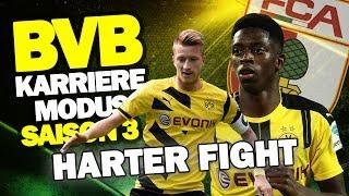 EXTREM HARTER FIGHT Gegen FC AUGSBURG! ♕ FIFA 17 KARRIEREMODUS BVB SAISON 3 #40