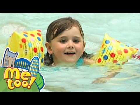 Me Too! - Splash!   Full Episode   TV Show For Kids